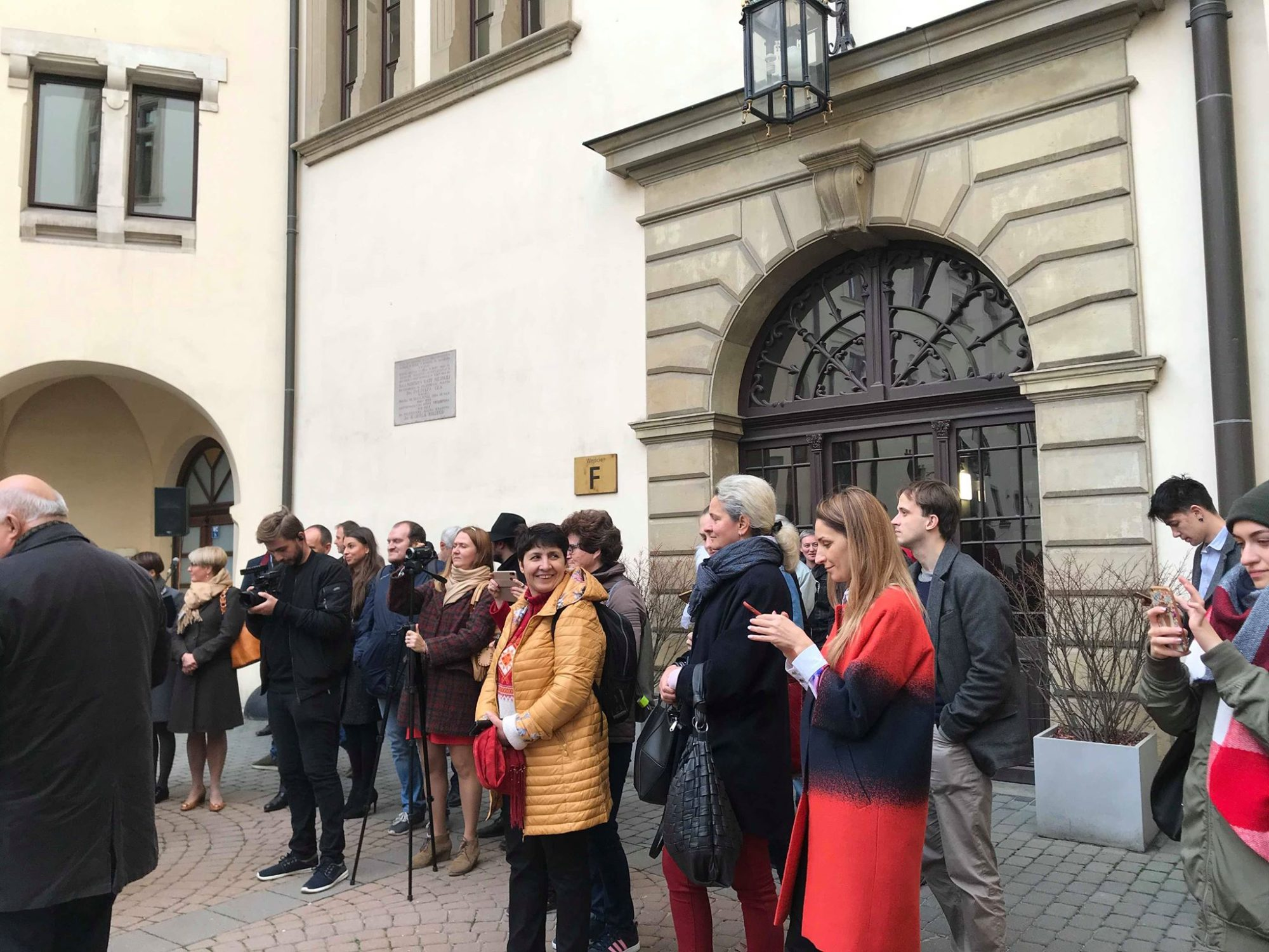72479512_2358182137780707_6953066669379944448_n-2000x1500 У Кракові відкрили пам'ятник Анні Київській