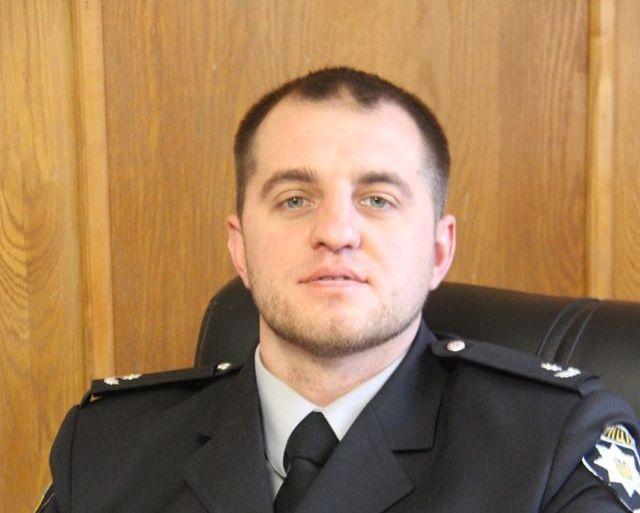 У Баришівській поліції новий начальник -  - 73460766 501872507075437 5421539227785494528 o