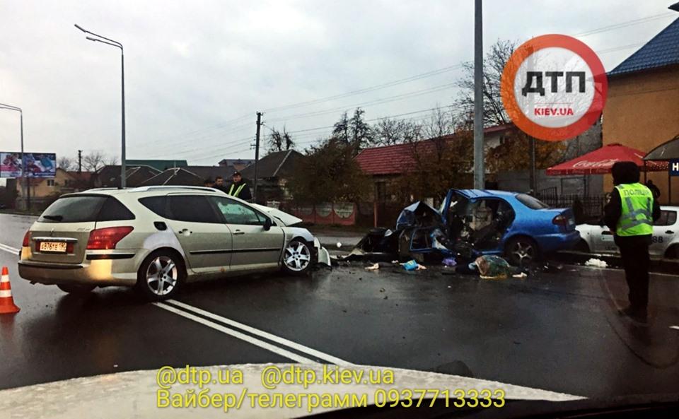 ДТП у Броварах: жінка-водій загинула -  - 74422022 1472153702950518 7641396184279416832 n