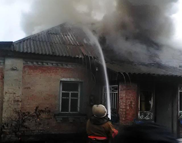 У Броварському районі в пожежі загинула людина -  - 74486637 836318816785329 2626721385992421376 o