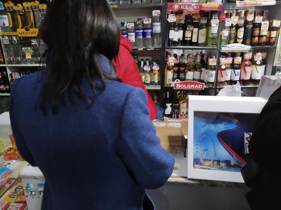 В Обухові підприємцям-порушникам можуть анулювати ліцензії за продаж алкоголю неповнолітнім -  - 74487311 1943116095832591 4385602603573051392 n