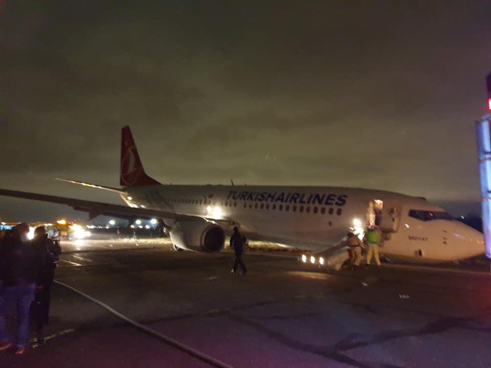 Сильний вітер здув літак авіакомпанії Turkish Airlines -  - 74835366 3305943636145543 3387399556273537024 n