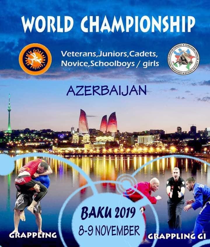 Вихованка Фастівщини Діана Григоренко здобула золото на чемпіонаті світу з греплінгу в Баку - Чемпіонат світу, Козацький лицарський клуб, греплінг - 74891504 2509343882723197 6227153884243034112 n