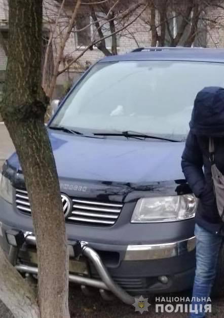 Покатався на строк: у Василькові затримали викрадача авто з Броварів -  - 75264839 2602477616474061 3797997746871336960 n