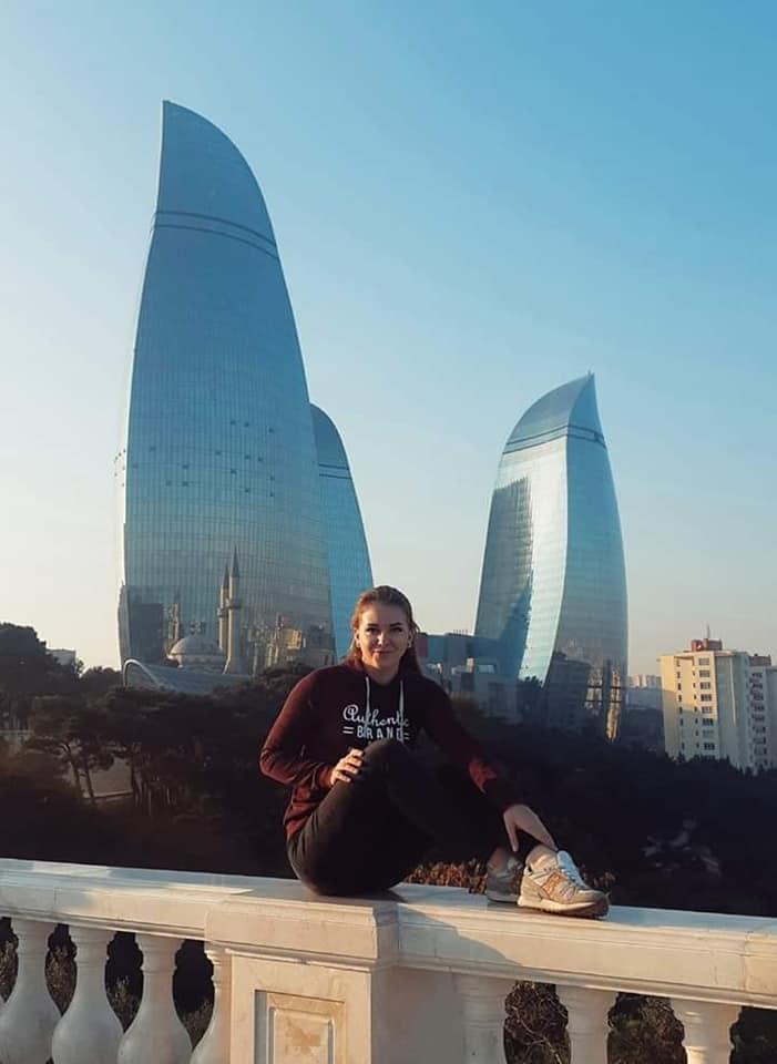 Вихованка Фастівщини Діана Григоренко здобула золото на чемпіонаті світу з греплінгу в Баку - Чемпіонат світу, Козацький лицарський клуб, греплінг - 75279252 2509343822723203 5813265503883362304 n