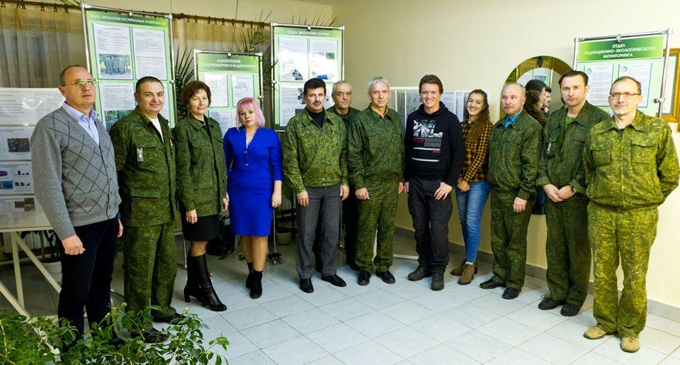 75349067_538240143399744_1300334793774333952_o Співробітники Чорнобильського заповідника відвідали з робочим візитом Білорусь