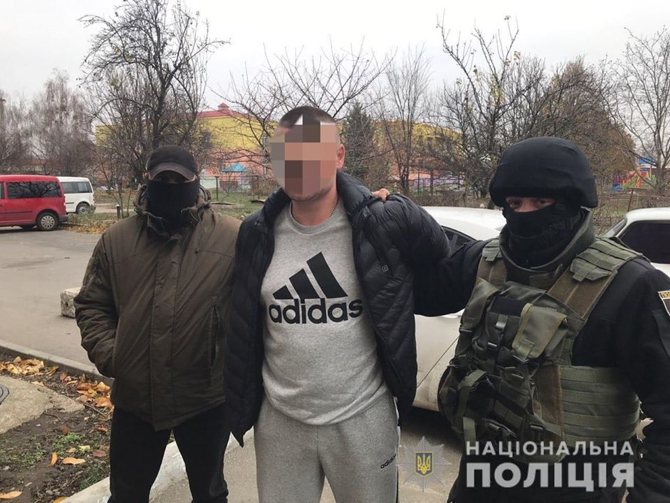 75462490_2600721303316359_8487481385559261184_o Групу зухвалих викрадачів сейфу з 900 тисячами гривень знайшли на Київщині