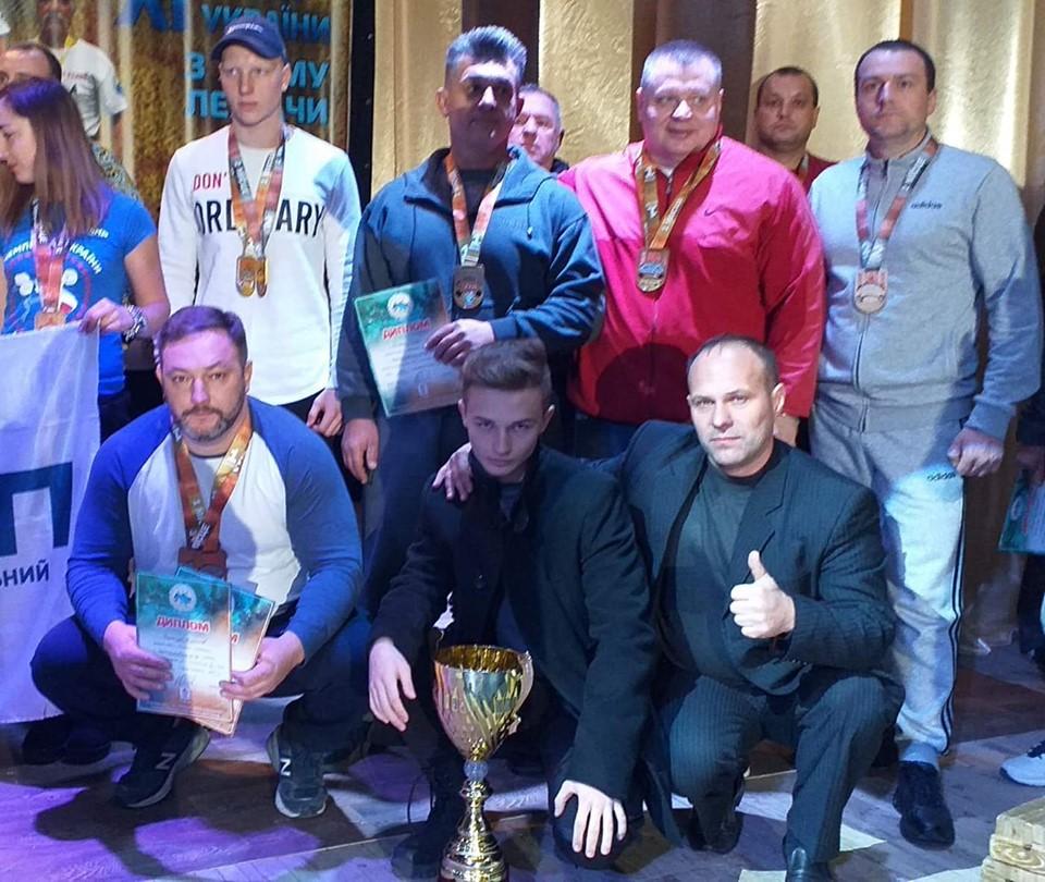 Обухівська команда з жиму лежачи завоювала друге командне місце на ХІІ Чемпіонаті України з пауерліфтингу -  - 75486024 588769878537212 7350570737347854336 n