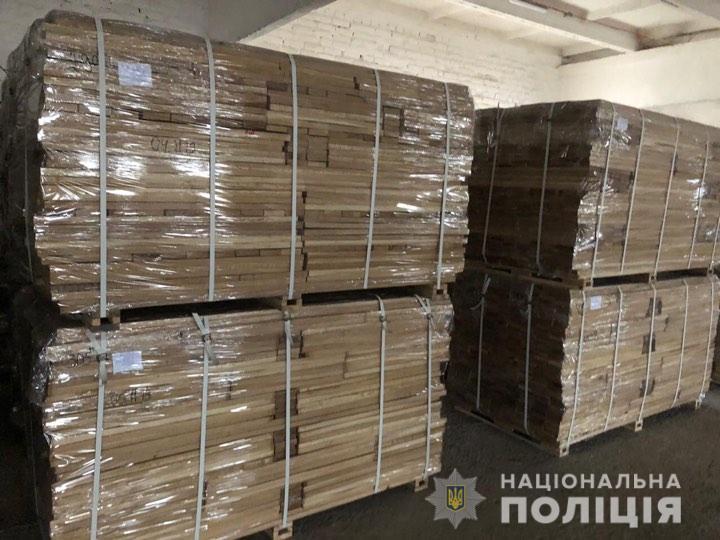Китайці пиляли: на Обухівщині викрили нелегальний цех з переробки деревини -  - 75492469 2602417139813442 4267930210583707648 n
