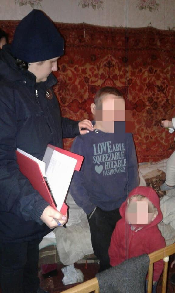 75550344_1222815341260744_4702377899309662208_n Рейд «Сім'я» на Фастівщині: з однієї родини вилучили п'ять малолітніх дітей