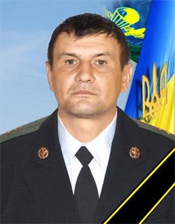 5-ті роковини загибелі бійця з Васильківщини