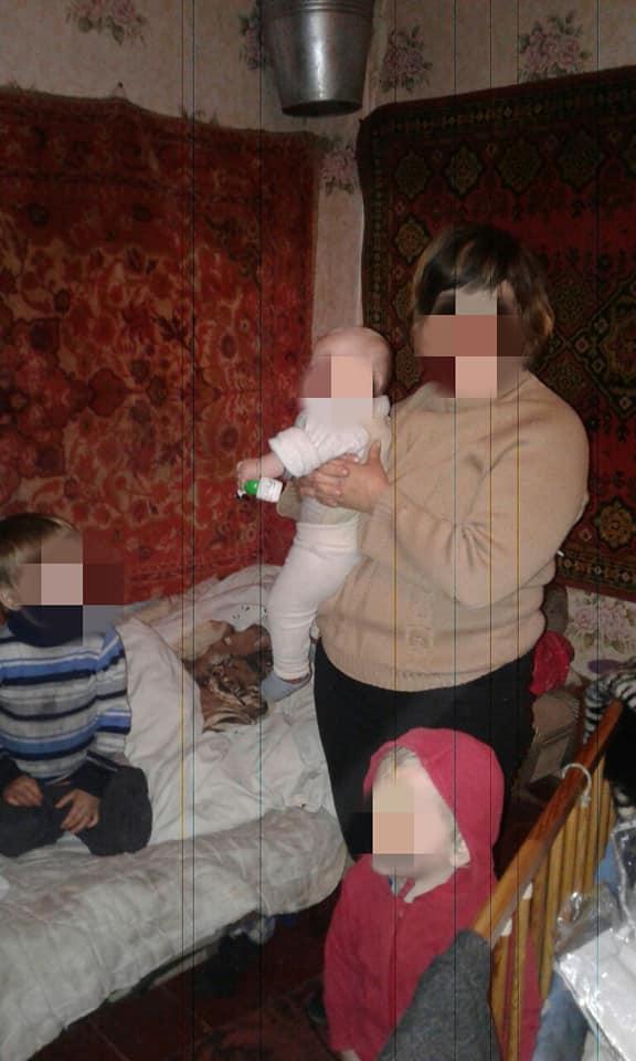 75627616_1222815261260752_8056528086520299520_n Рейд «Сім'я» на Фастівщині: з однієї родини вилучили п'ять малолітніх дітей