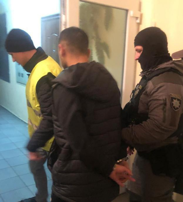 На Київщині викрили чергову нарколабораторію -  - 76644612 2975688245775851 1744176542344282112 n