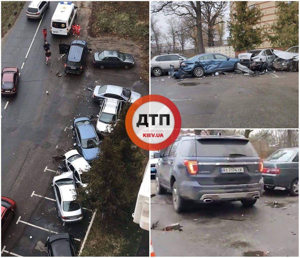 76688890_1477512432414645_2621558676388839424_o У ДТП в Боярці постраждало 6 автомобілів