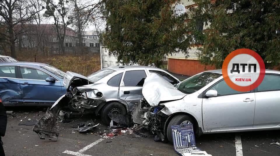 76695199_1477512492414639_484731370531192832_n У ДТП в Боярці постраждало 6 автомобілів