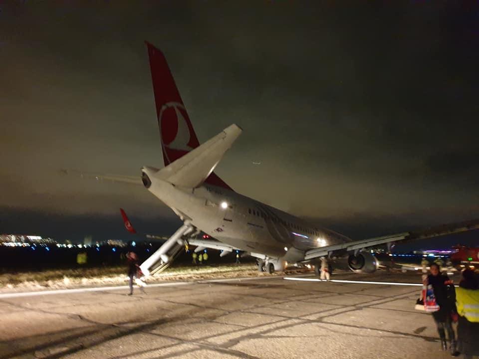 Сильний вітер здув літак авіакомпанії Turkish Airlines -  - 76706773 3305943386145568 8910489407417483264 n