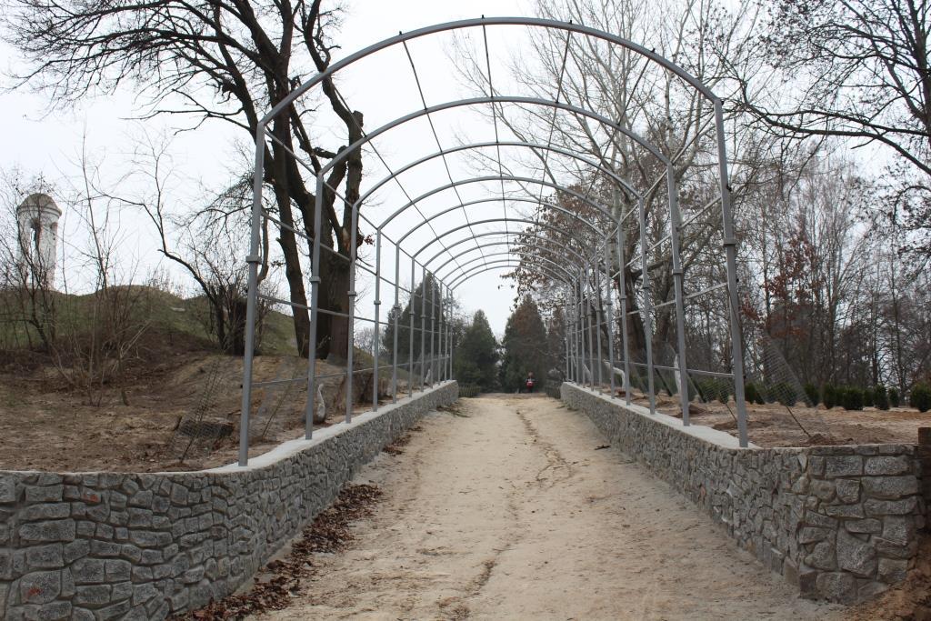 У Фастові буде «Зелений тунель» -  - 76726989 2474893185962105 4526680098719399936 o