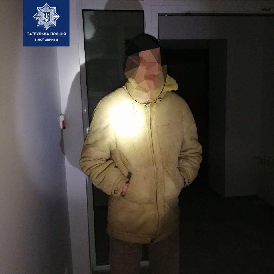 У Білій Церкві на гарячому затримали крадія: спрацювала сигналізація - Патрульна поліція Білої Церкви, крадіжка - 76762511 1493595707474151 4904106693522096128 o