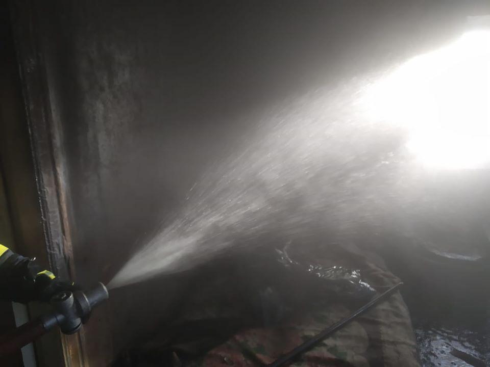 Яготин: через пожежу в будинку чоловік потрапив до лікарні -  - 76901509 504175370311425 6565488296602894336 o