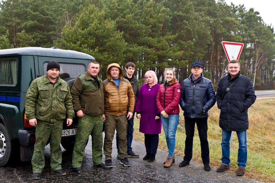 76969144_538242036732888_4969437054514495488_o Співробітники Чорнобильського заповідника відвідали з робочим візитом Білорусь