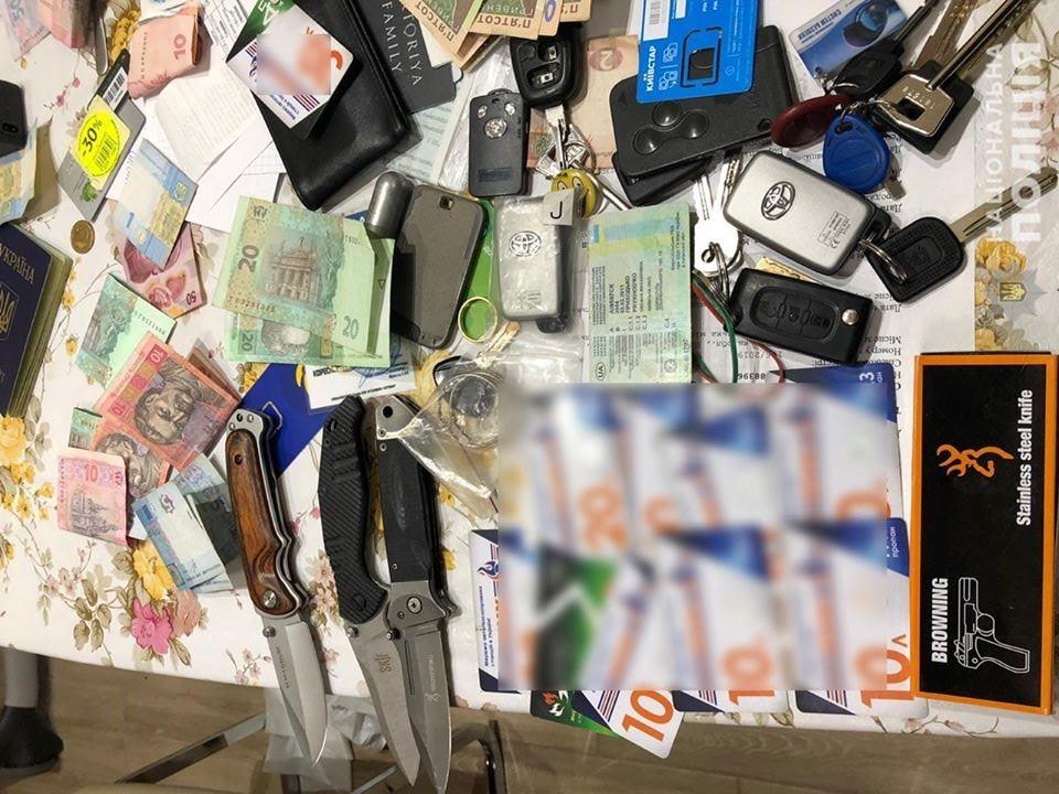 77011479_2620142391374250_7451600110590361600_o-1 Поліція затримала кримінального авторитета та його «помічників», які тероризували Бориспільщину (відео)