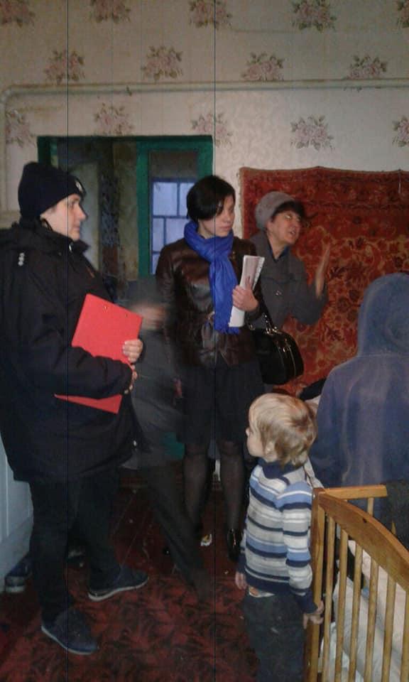 77149540_1222815427927402_1299149129397567488_n Рейд «Сім'я» на Фастівщині: з однієї родини вилучили п'ять малолітніх дітей