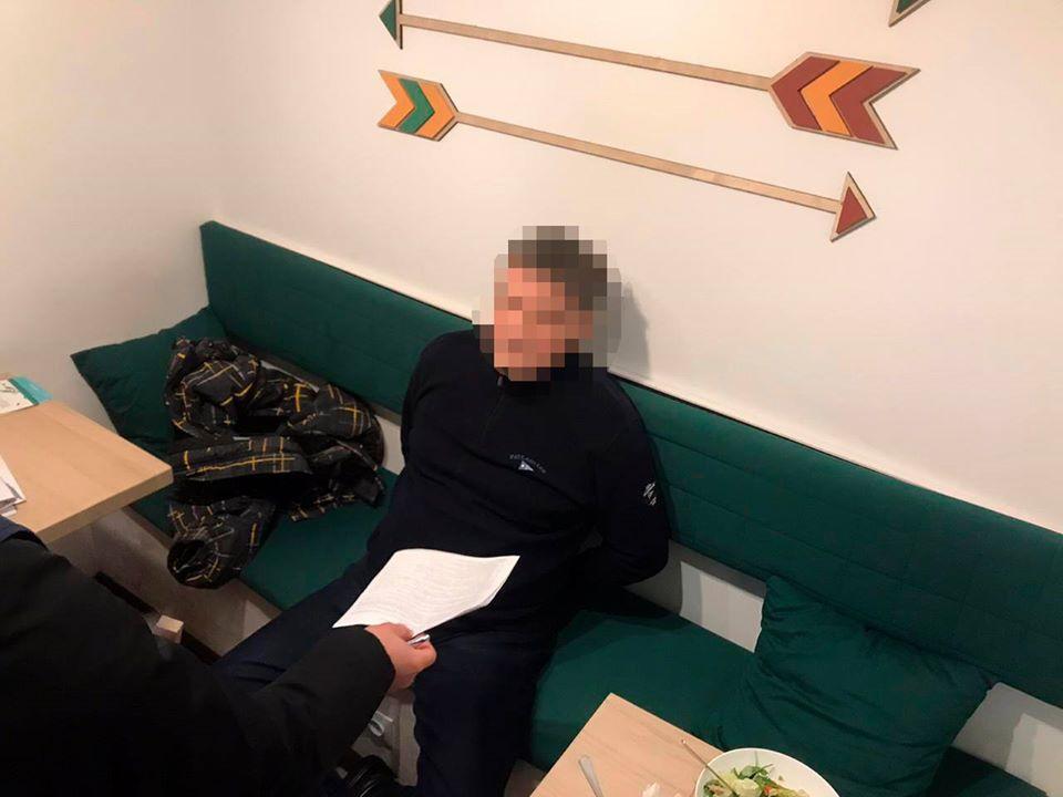 """Результат пошуку зображень за запитом На хабарі попався голова комітету з корупції при КМДА"""""""