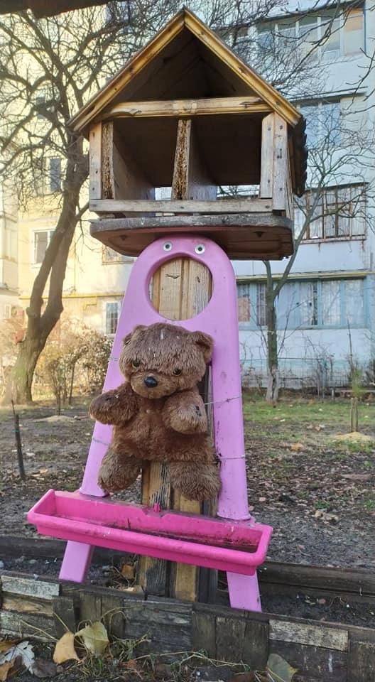 77407993_10216642769486520_5785742099320143872_n Цвинтар іграшок, або «Благоустрій» по-київськи