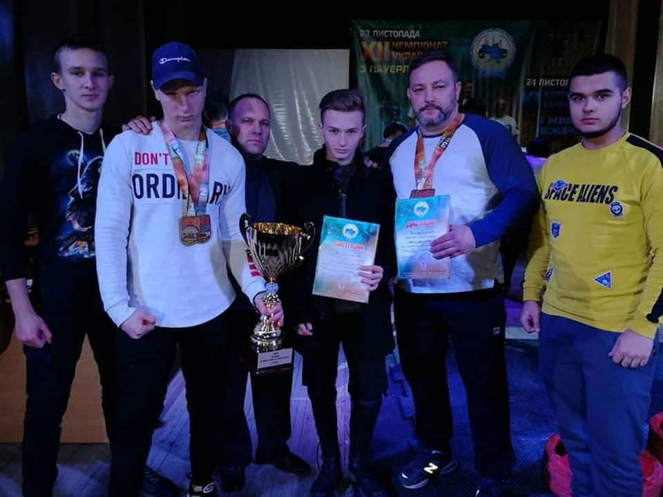 Обухівська команда з жиму лежачи завоювала друге командне місце на ХІІ Чемпіонаті України з пауерліфтингу -  - 78271090 2658603044177928 4488011700699660288 n
