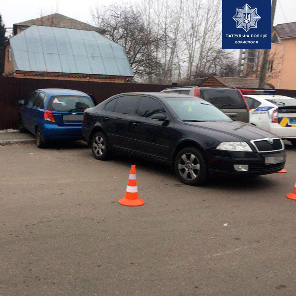 У Борисполі легковик без водія спричинив ДТП -  - 78689346 2552283988326721 1934066714471825408 o