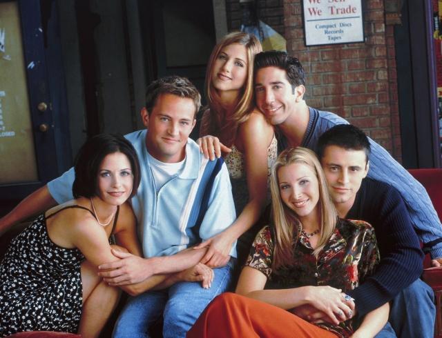 """Відомий американський серіал """"Друзі"""" може мати продовження -  - 81925 0"""