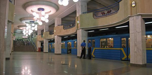 """Знову вибухівка: столичний метрополітен повідомив про перевірку та відкриття станції """"Академмістечко"""" -  - 91 big"""