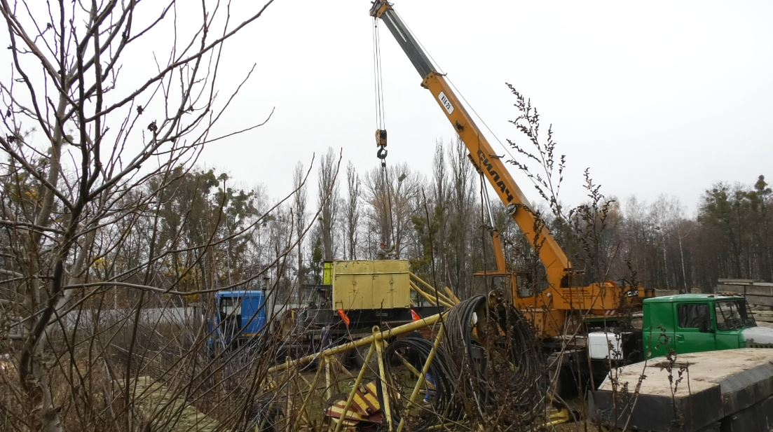 Boyarka-kran На захист парку: в Боярці влада планує пустити під висотну забудову частину зеленої зони