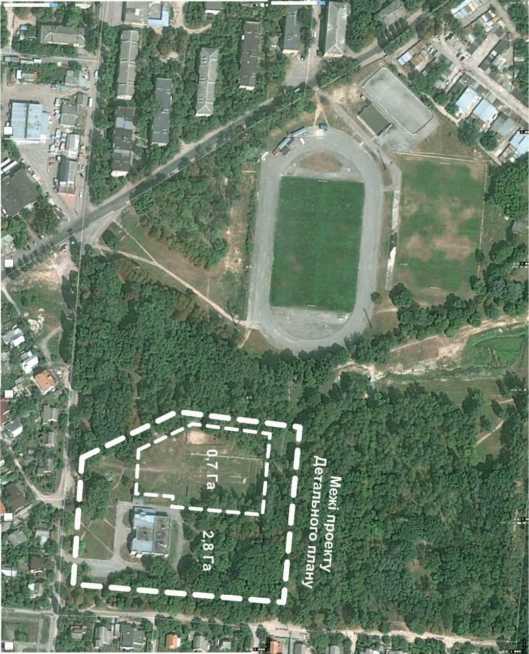 Boyarka-plan-1 На захист парку: в Боярці влада планує пустити під висотну забудову частину зеленої зони