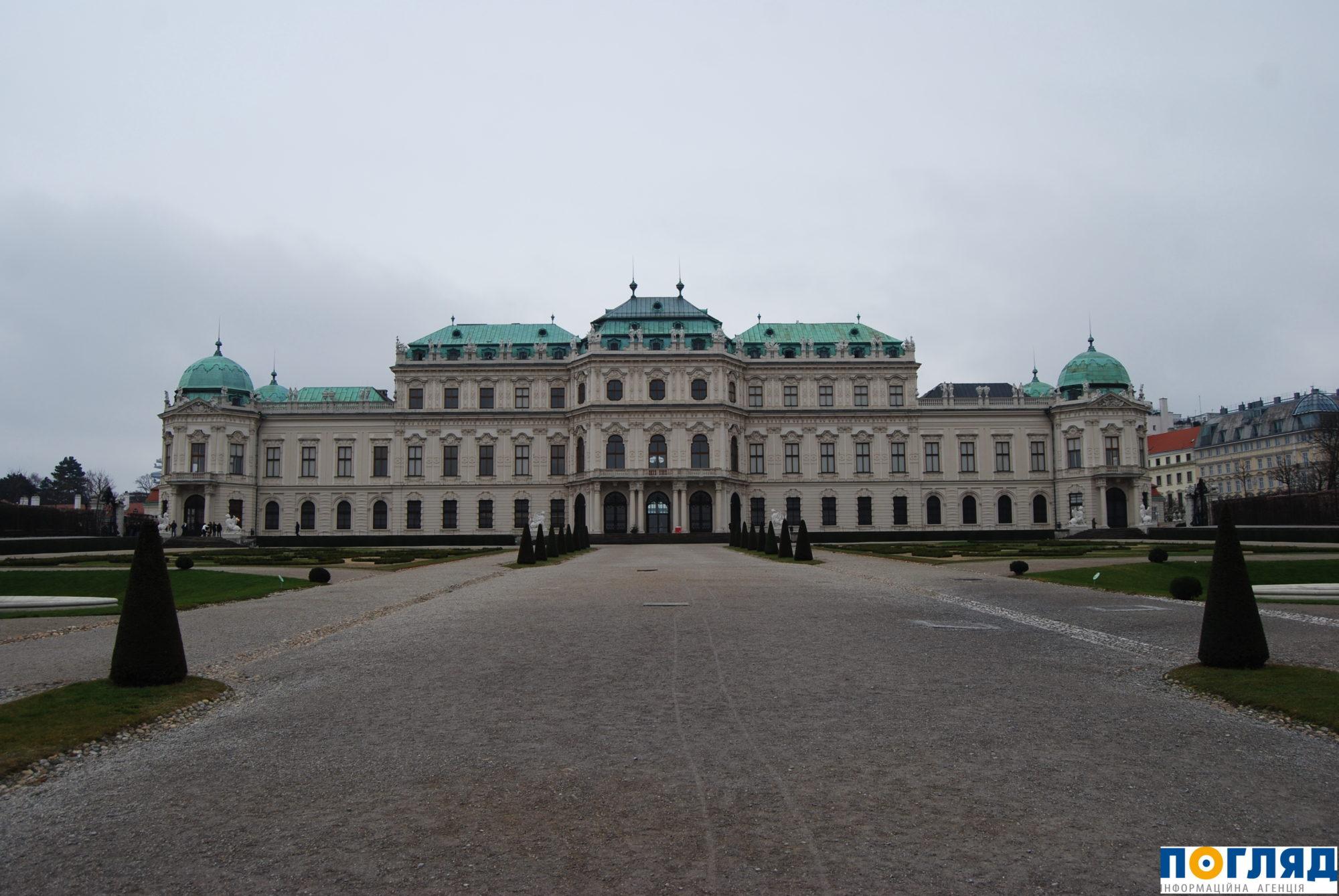Українською в Австрії: в музеї Бельведер запрацював україномовний аудіогід