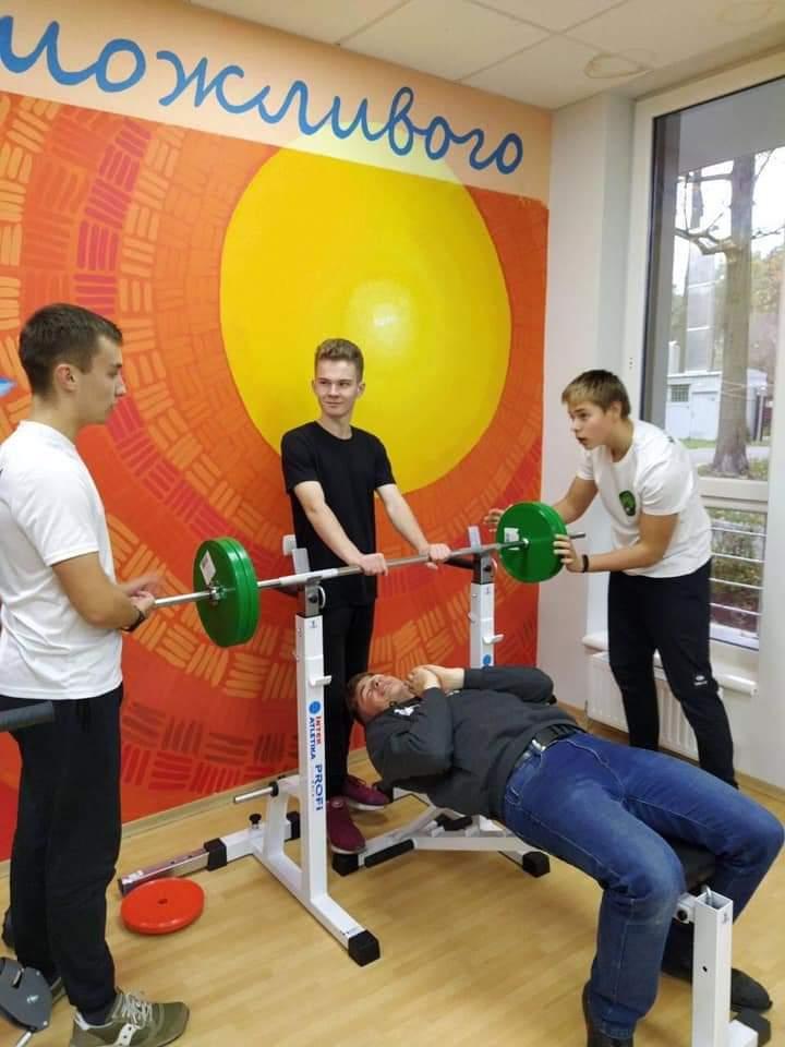 У Національному пластовому центрі в Бучі пройшов SportFest -  - FB IMG 1572847413323