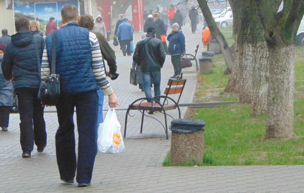 У Фастові побільшає сміттєвих урн - сміття, благоустрій - Fastiv urny