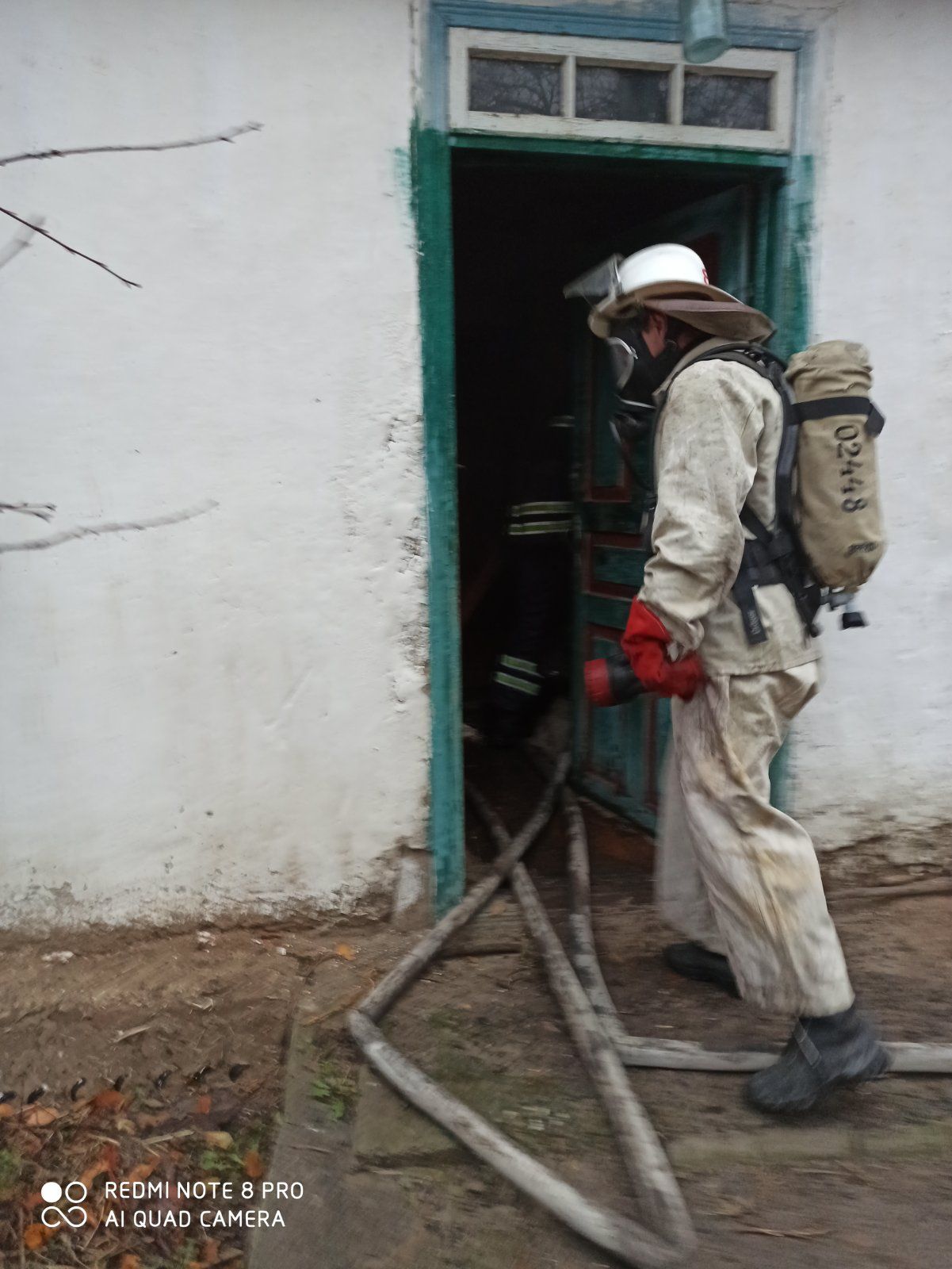 На Ставищенщині в пожежі загинув чоловік -  - IMG 455a65f38c39ccb507a7ac6b84e4c5f4 V