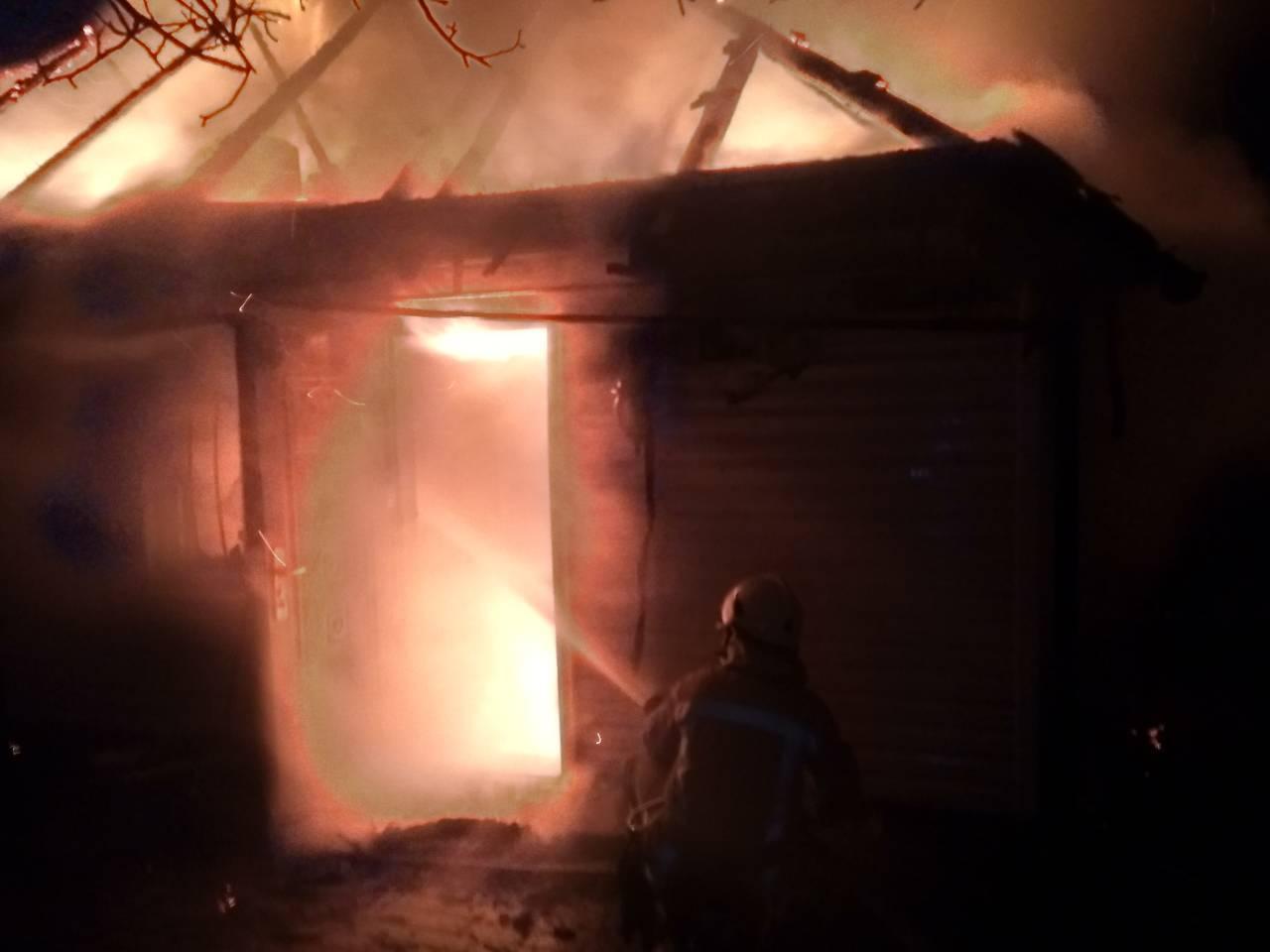 На Миронівщині вщент згоріла баня -  - IMG a155eaa81be518081e969ae30fedf323 V