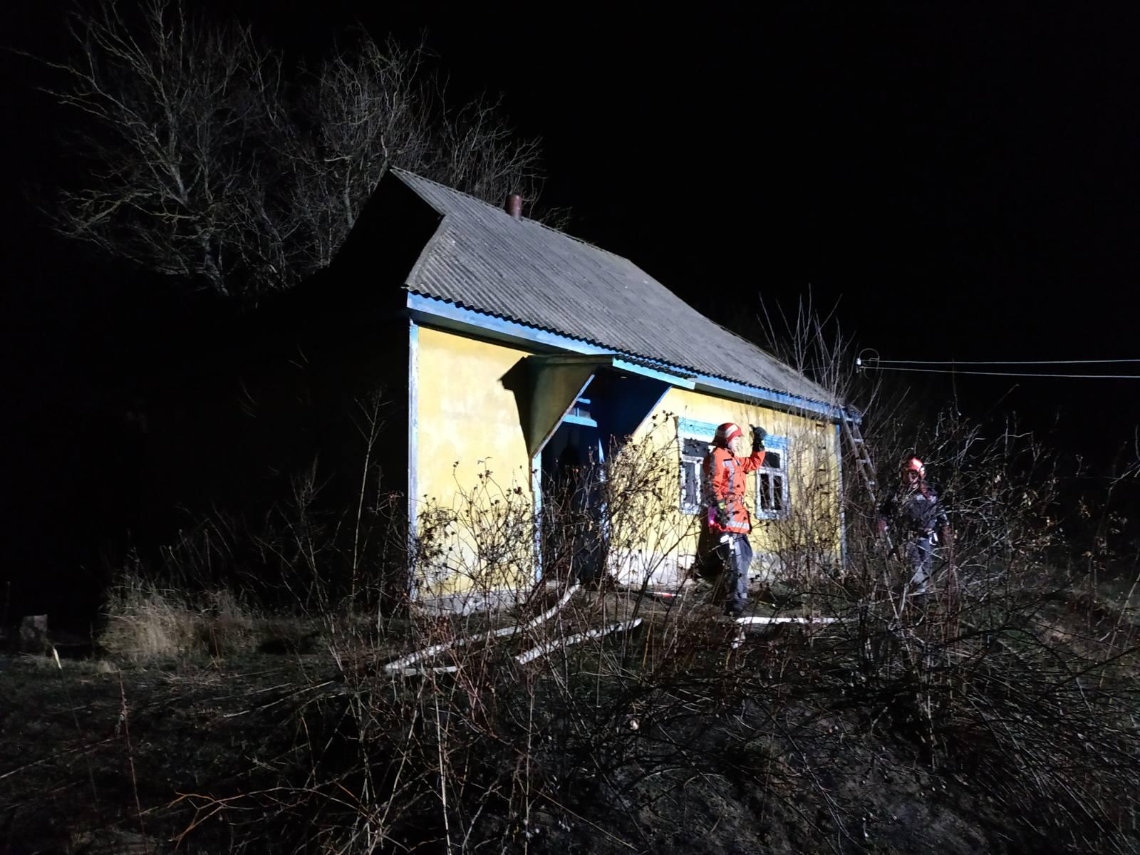 На Богуславщині внаслідок загорання в житловому будинку постраждала одна особа -  - IMG eea308b3d1682119b9826ef438958f06 V