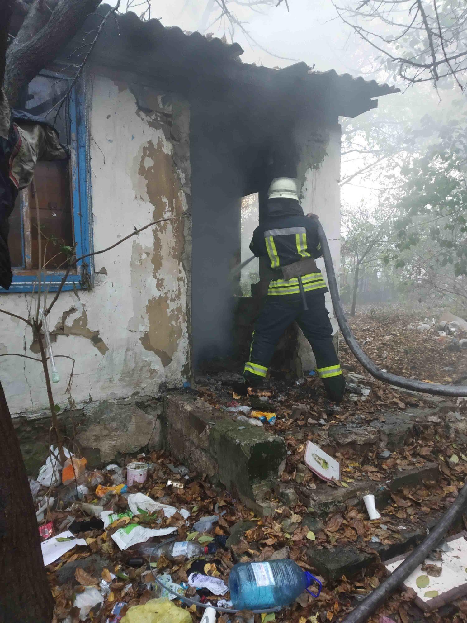 У Бориспільському районі горів житловий будинок - 04.11.2019 -  - IMG 20191102 153126 1500x2000