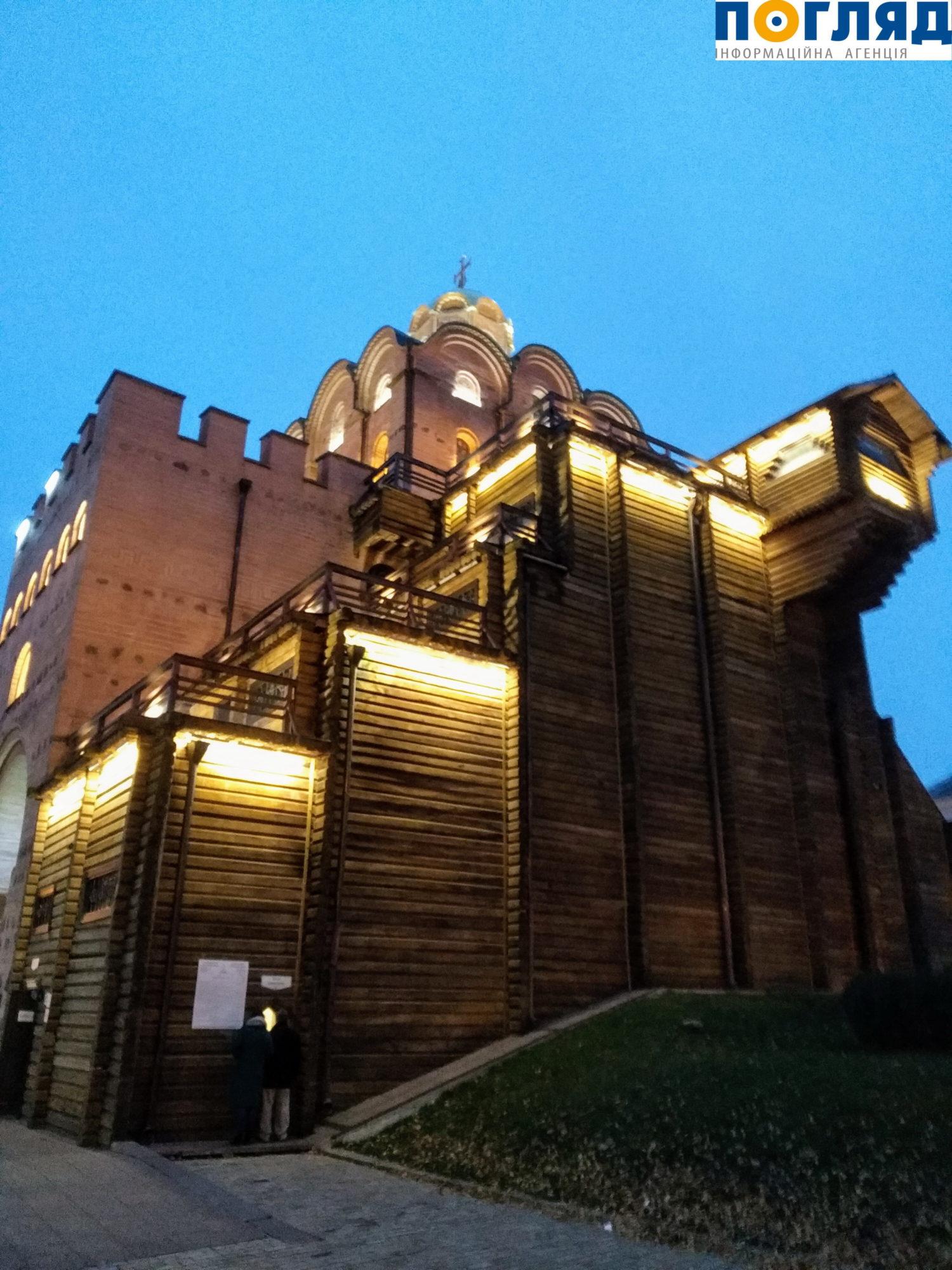 Музей «Золоті ворота» в Києві перейшов на зимовий графік роботи -  - IMG 20191117 1630242 1500x2000