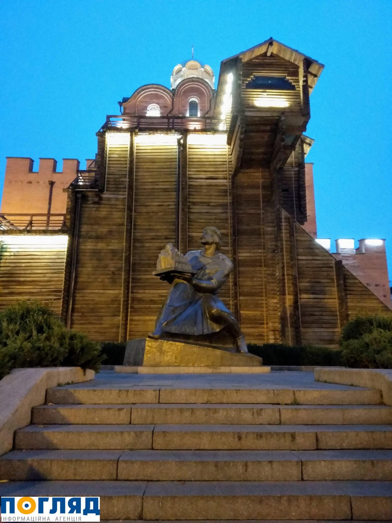 Музей «Золоті ворота» в Києві перейшов на зимовий графік роботи -  - IMG 20191117 1632492 1500x2000