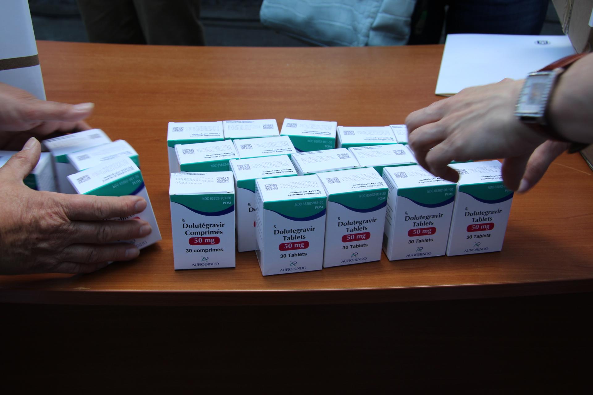 IMG_9822 ВІЛ/СНІД на Обухівщині: лікарі району розповіли журналістам про наболіле