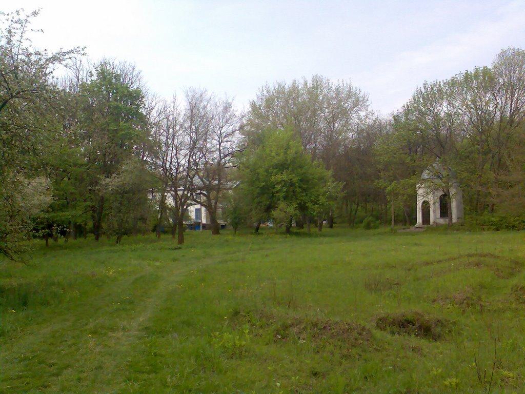 LAND-PARK-1 У Яготині хочуть відновити ландшафтний парк ім. К. Розумовського