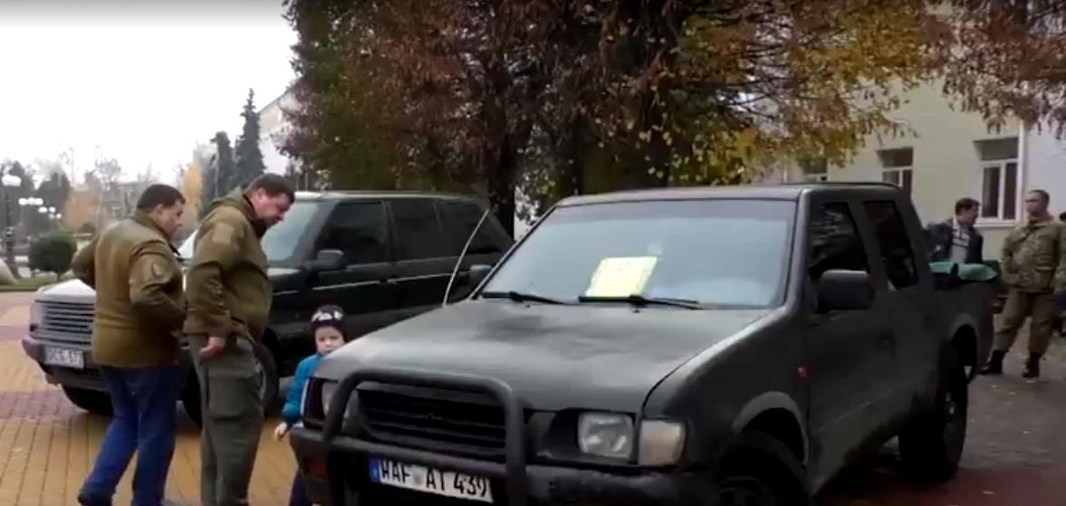 Пілоти МАУ подарували учасникам АТО Бориспільщини автомобіль -  - Novyj rysunok 4