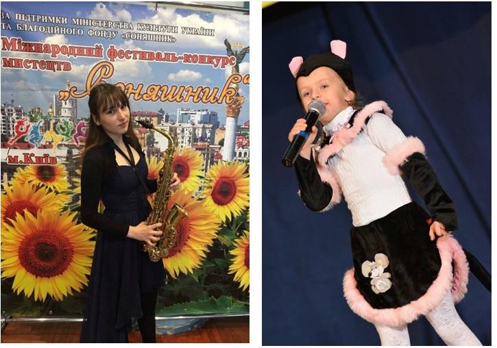 Фастівчанки перемогли на музичних конкурсах - Фастівська дитяча музична школа - Peremoga fastivchanok