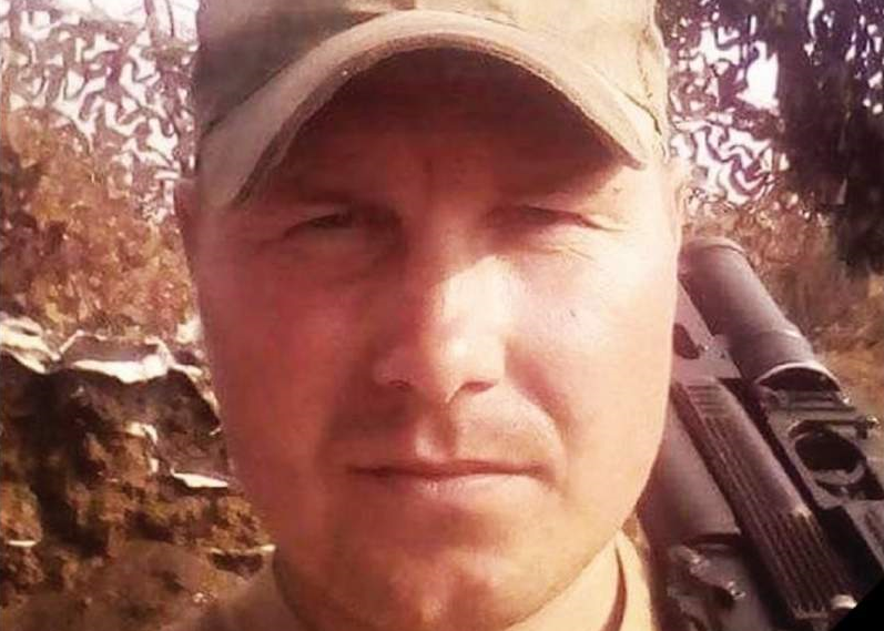 Від кулі снайпера на Донбасі загинув захисник України з Кагарличчини -  - Screenshot 21