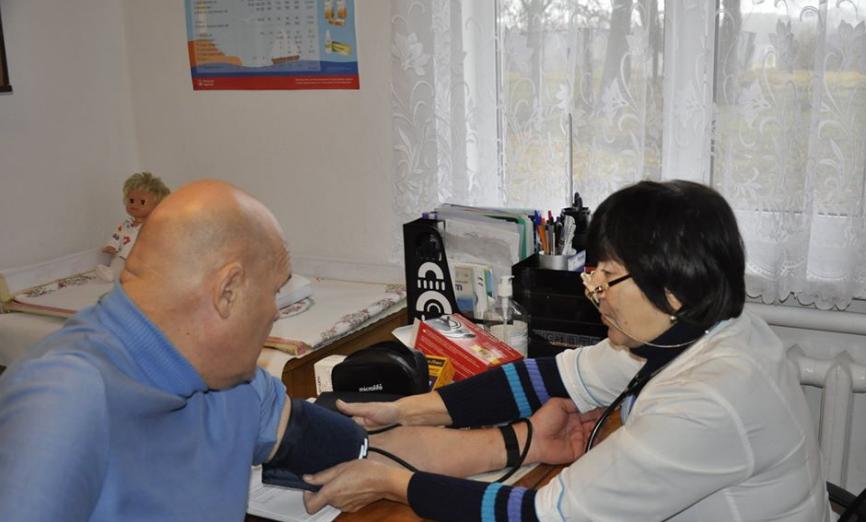 Допомога сільській амбулаторії на Богуславщині -  - Screenshot 36