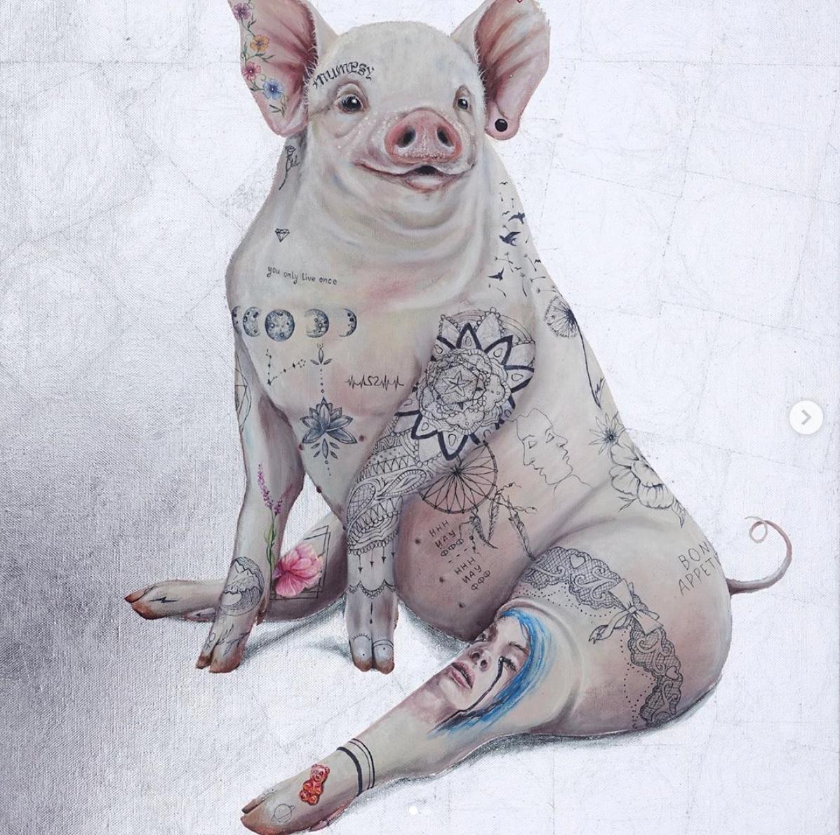 """""""Tatoo: тренд чи самовираження?"""": дискусійний захід - Мистецтво - Snymok ekrana 2019 11 30 v 15.06.56"""
